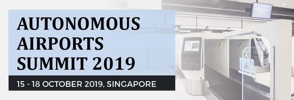 Autonomous Airports Summit 2019
