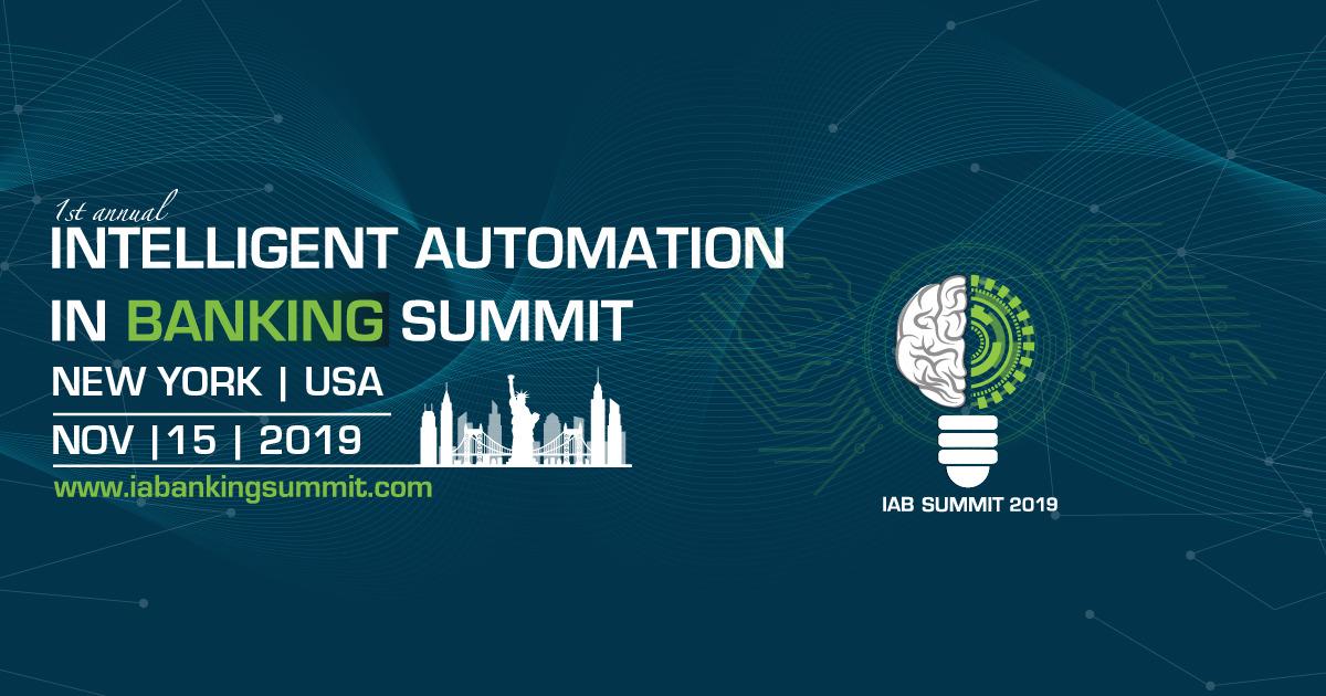 Intelligent Automation in Banking Summit