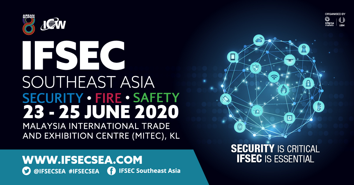 Events Happening In June 2020.Ifsec Southeast Asia 2020 Ai Ml Data Science News