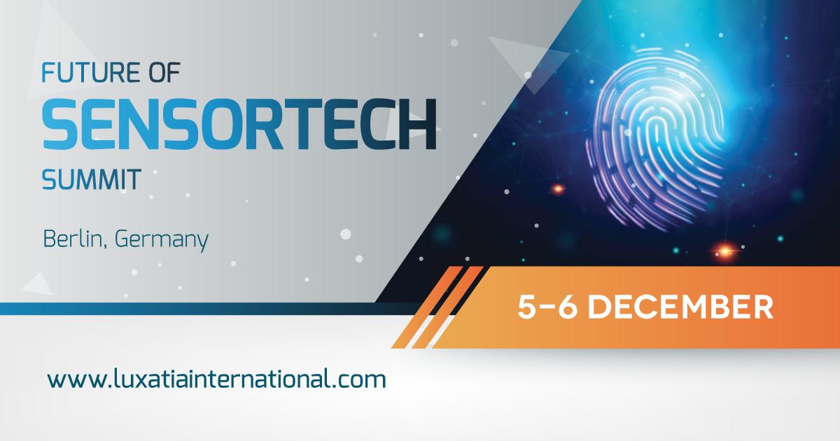 Future of SensorTech Summit